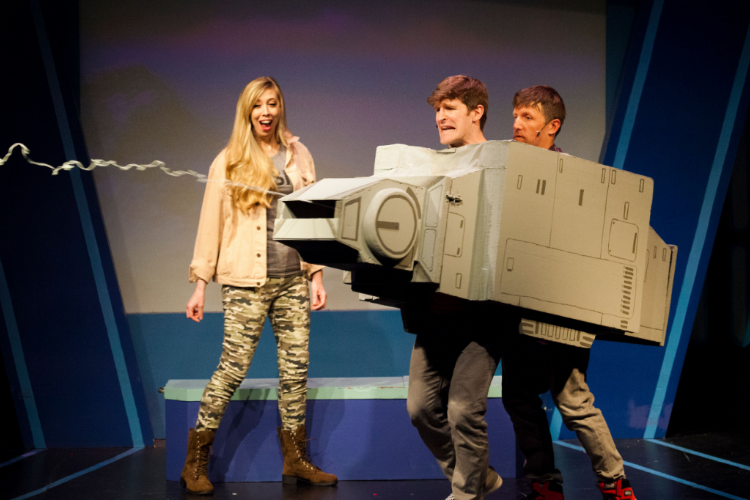 Musical About Star Wars